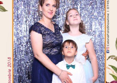 Cabina Foto Showtime - MAGIC MIRROR - Elena & Iulian - Nunta - Clubul Diplomatic Bucuresti (26)