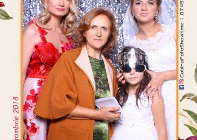 Cabina Foto Showtime - MAGIC MIRROR - Elena & Iulian - Nunta - Clubul Diplomatic Bucuresti (3)