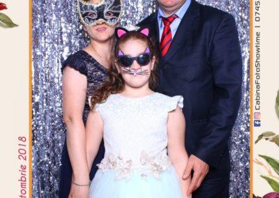 Cabina Foto Showtime - MAGIC MIRROR - Elena & Iulian - Nunta - Clubul Diplomatic Bucuresti (35)