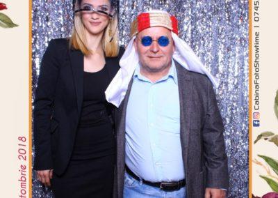 Cabina Foto Showtime - MAGIC MIRROR - Elena & Iulian - Nunta - Clubul Diplomatic Bucuresti (41)