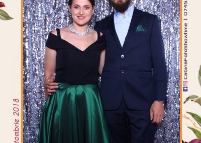 Cabina Foto Showtime - MAGIC MIRROR - Elena & Iulian - Nunta - Clubul Diplomatic Bucuresti (44)