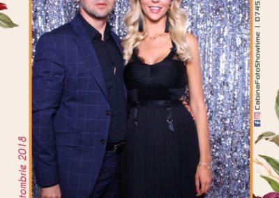 Cabina Foto Showtime - MAGIC MIRROR - Elena & Iulian - Nunta - Clubul Diplomatic Bucuresti (57)