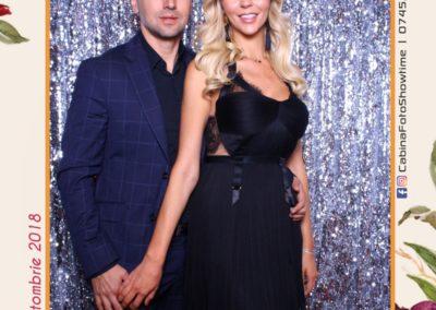 Cabina Foto Showtime - MAGIC MIRROR - Elena & Iulian - Nunta - Clubul Diplomatic Bucuresti (58)
