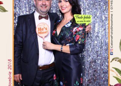Cabina Foto Showtime - MAGIC MIRROR - Elena & Iulian - Nunta - Clubul Diplomatic Bucuresti (63)