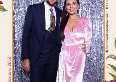 Cabina Foto Showtime - MAGIC MIRROR - Elena & Iulian - Nunta - Clubul Diplomatic Bucuresti (65)