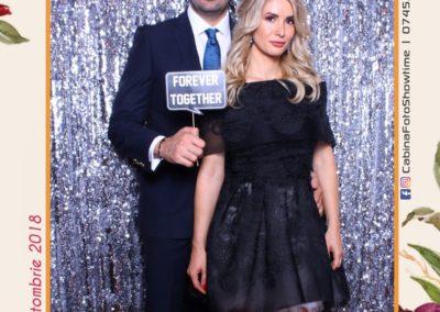Cabina Foto Showtime - MAGIC MIRROR - Elena & Iulian - Nunta - Clubul Diplomatic Bucuresti (71)