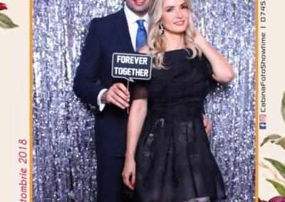 Cabina Foto Showtime - MAGIC MIRROR - Elena & Iulian - Nunta - Clubul Diplomatic Bucuresti (72)