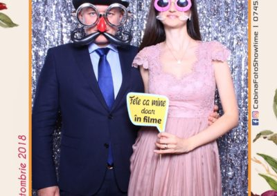 Cabina Foto Showtime - MAGIC MIRROR - Elena & Iulian - Nunta - Clubul Diplomatic Bucuresti (79)