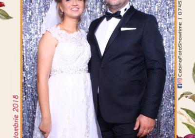 Cabina Foto Showtime - MAGIC MIRROR - Elena & Iulian - Nunta - Clubul Diplomatic Bucuresti (98)