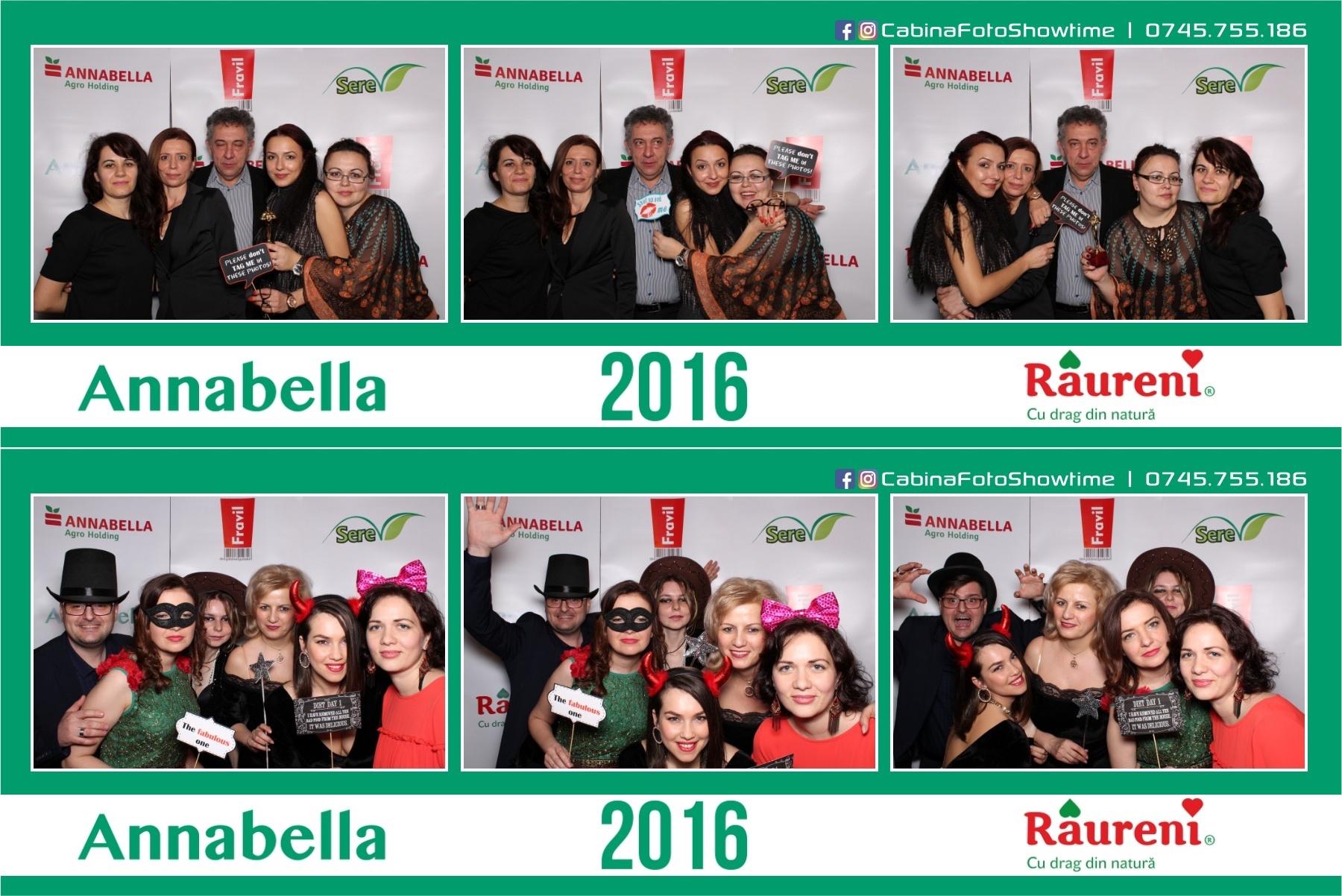 Cabina Foto Showtime 2017 - Event Factory - Dj Vladu - Ramnicu Valcea - Nunta Botez Aniversare Majorat Eveniment Privat - Annabella Party