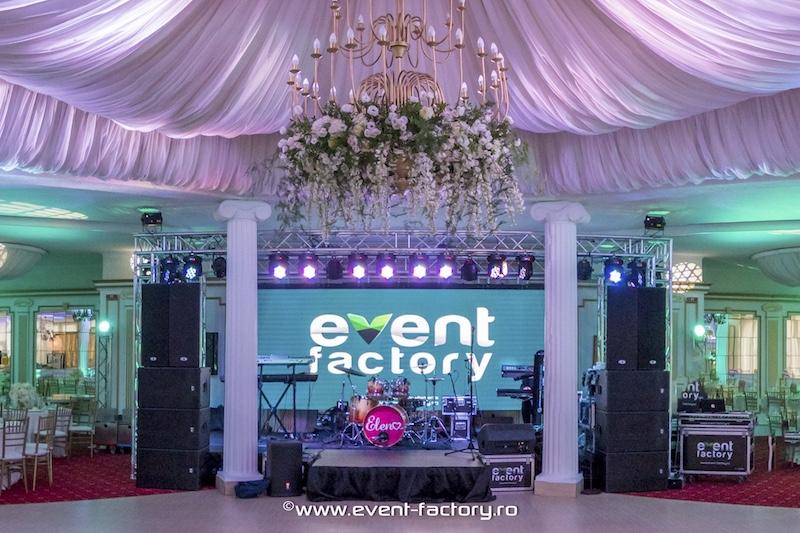 Echipament de sunet si lumini Ecran LED - Event Factory - Dj Vladu - Cabina Foto Showtime - Ramnicu Valcea - Nunta Botez Aniversare Majorat Eveniment Privat 2