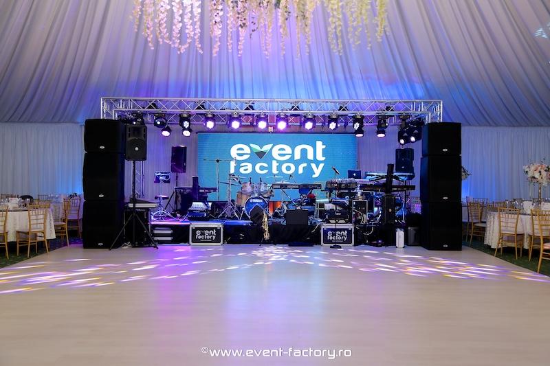 Ecran LED - Event Factory - Dj Vladu - Cabina Foto Showtime - Ramnicu Valcea - Nunta Botez Aniversare Majorat Eveniment Privat 1