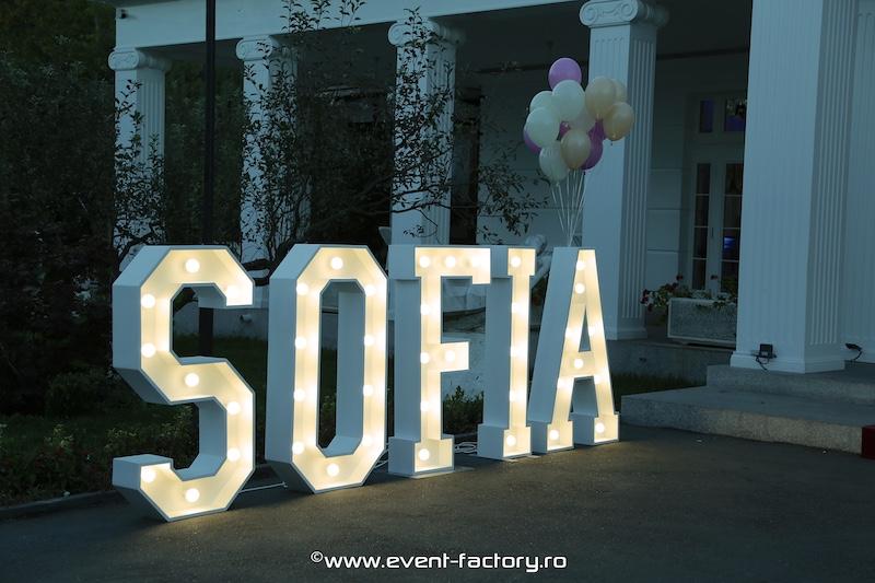 Litere Volumetrice Iluminate - Event Factory - Dj Vladu - Cabina Foto Showtime - Ramnicu Valcea - Nunta Botez Aniversare Majorat Eveniment Privat 3