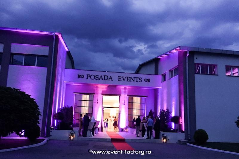 Lumina Arhitecturala - Event Factory - Dj Vladu - Cabina Foto Showtime - Ramnicu Valcea - Nunta Botez Aniversare Majorat Eveniment Privat 2