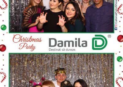 Cabina Foto Showtime - FUN BOX - Christmas Party Damila - Restaurant Grand Imperial Deluxe (10)