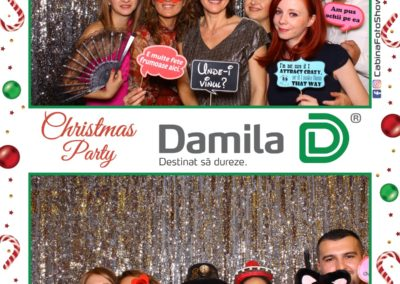 Cabina Foto Showtime - FUN BOX - Christmas Party Damila - Restaurant Grand Imperial Deluxe (12)