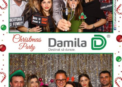 Cabina Foto Showtime - FUN BOX - Christmas Party Damila - Restaurant Grand Imperial Deluxe (24)