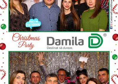 Cabina Foto Showtime - FUN BOX - Christmas Party Damila - Restaurant Grand Imperial Deluxe (27)