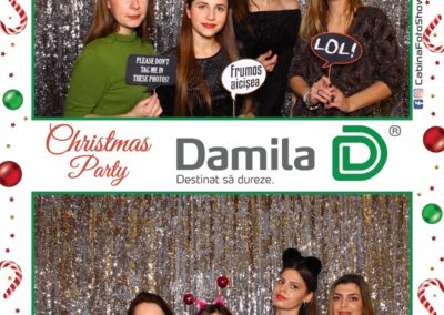 Cabina Foto Showtime - FUN BOX - Christmas Party Damila - Restaurant Grand Imperial Deluxe (28)