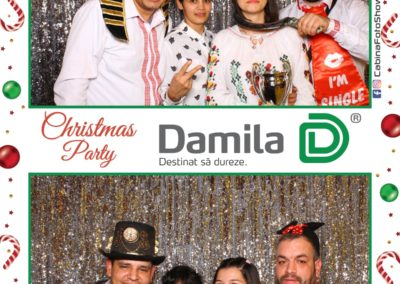 Cabina Foto Showtime - FUN BOX - Christmas Party Damila - Restaurant Grand Imperial Deluxe (30)