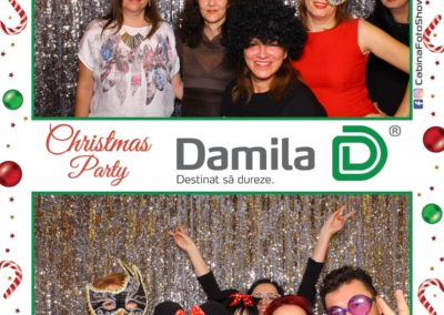 Cabina Foto Showtime - FUN BOX - Christmas Party Damila - Restaurant Grand Imperial Deluxe (34)