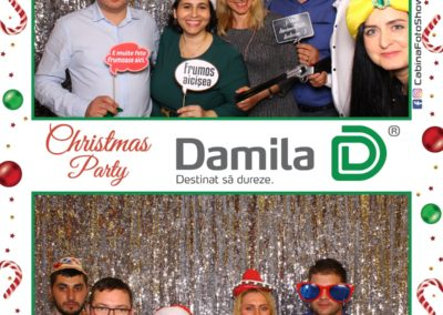 Cabina Foto Showtime - FUN BOX - Christmas Party Damila - Restaurant Grand Imperial Deluxe (37)