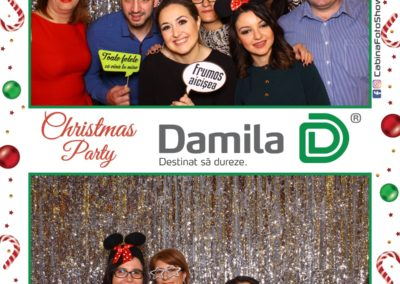 Cabina Foto Showtime - FUN BOX - Christmas Party Damila - Restaurant Grand Imperial Deluxe (45)