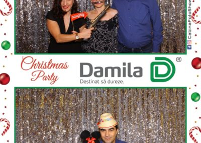 Cabina Foto Showtime - FUN BOX - Christmas Party Damila - Restaurant Grand Imperial Deluxe (5)