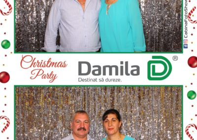 Cabina Foto Showtime - FUN BOX - Christmas Party Damila - Restaurant Grand Imperial Deluxe (50)