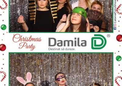 Cabina Foto Showtime - FUN BOX - Christmas Party Damila - Restaurant Grand Imperial Deluxe (65)