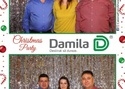 Cabina Foto Showtime - FUN BOX - Christmas Party Damila - Restaurant Grand Imperial Deluxe (76)