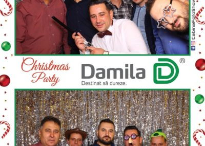 Cabina Foto Showtime - FUN BOX - Christmas Party Damila - Restaurant Grand Imperial Deluxe (78)