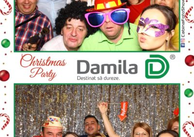 Cabina Foto Showtime - FUN BOX - Christmas Party Damila - Restaurant Grand Imperial Deluxe (79)