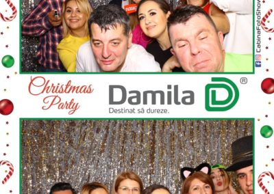 Cabina Foto Showtime - FUN BOX - Christmas Party Damila - Restaurant Grand Imperial Deluxe (80)