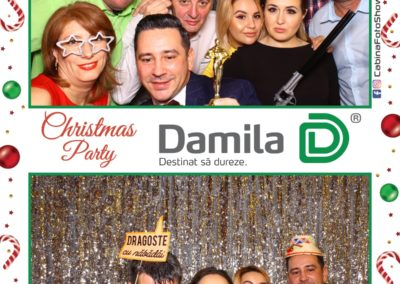 Cabina Foto Showtime - FUN BOX - Christmas Party Damila - Restaurant Grand Imperial Deluxe (81)