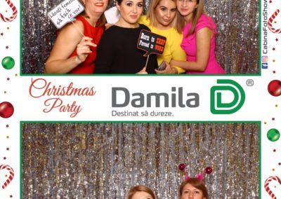 Cabina Foto Showtime - FUN BOX - Christmas Party Damila - Restaurant Grand Imperial Deluxe (82)