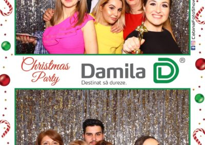 Cabina Foto Showtime - FUN BOX - Christmas Party Damila - Restaurant Grand Imperial Deluxe (83)