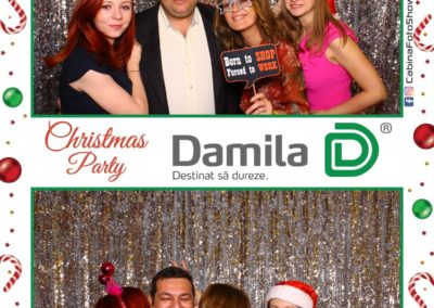 Cabina Foto Showtime - FUN BOX - Christmas Party Damila - Restaurant Grand Imperial Deluxe (85)