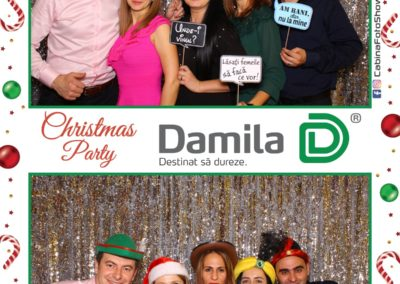 Cabina Foto Showtime - FUN BOX - Christmas Party Damila - Restaurant Grand Imperial Deluxe (86)