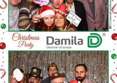 Cabina Foto Showtime - FUN BOX - Christmas Party Damila - Restaurant Grand Imperial Deluxe (88)