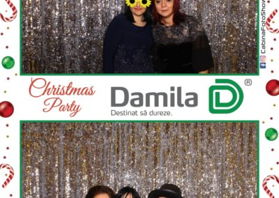 Cabina Foto Showtime - FUN BOX - Christmas Party Damila - Restaurant Grand Imperial Deluxe (91)
