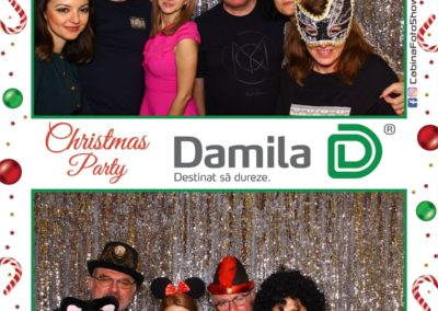 Cabina Foto Showtime - FUN BOX - Christmas Party Damila - Restaurant Grand Imperial Deluxe (92)