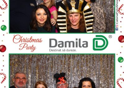 Cabina Foto Showtime - FUN BOX - Christmas Party Damila - Restaurant Grand Imperial Deluxe (93)