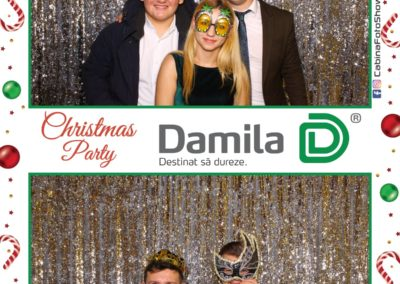 Cabina Foto Showtime - FUN BOX - Christmas Party Damila - Restaurant Grand Imperial Deluxe (95)