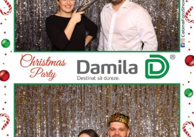 Cabina Foto Showtime - FUN BOX - Christmas Party Damila - Restaurant Grand Imperial Deluxe (96)
