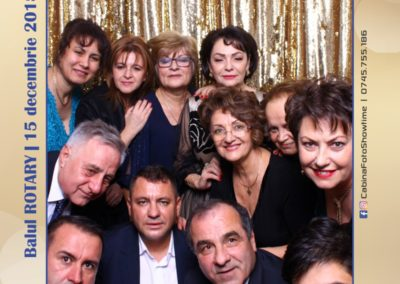 Cabina Foto Showtime - MAGIC MIRROR - Balul Rotary - Restaurant OK Ballroom (40)