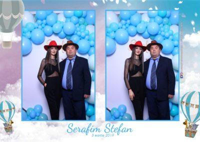 Cabina Foto Showtime - MAGIC MIRROR - Serafim Stefan - Botez - Restaurant OK Ballroom Ramnicu Valcea (15)