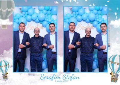 Cabina Foto Showtime - MAGIC MIRROR - Serafim Stefan - Botez - Restaurant OK Ballroom Ramnicu Valcea (17)
