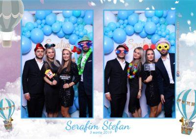 Cabina Foto Showtime - MAGIC MIRROR - Serafim Stefan - Botez - Restaurant OK Ballroom Ramnicu Valcea (24)