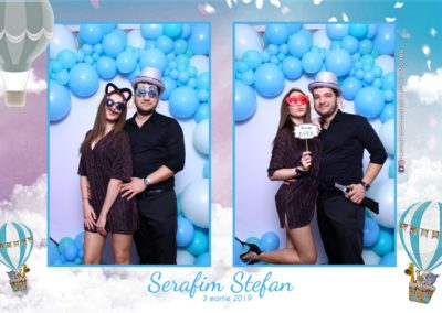 Cabina Foto Showtime - MAGIC MIRROR - Serafim Stefan - Botez - Restaurant OK Ballroom Ramnicu Valcea (26)